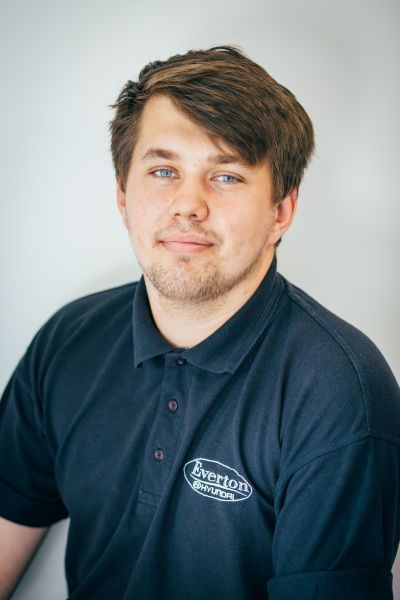 Micky Wigmore - Apprentice Vehicle Technician