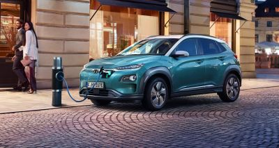 Explore the Hyundai Kona Electric