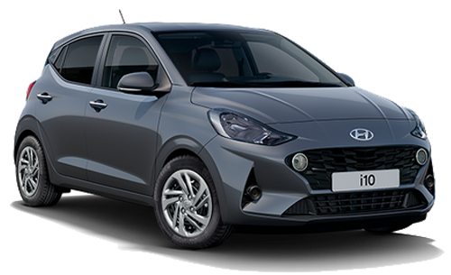 Hyundai I10 - Available In Stardust Grey