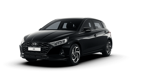 Hyundai I20 - Available In Phantom Black