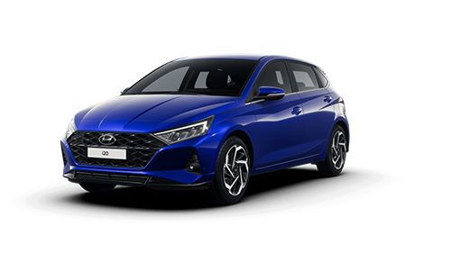 Hyundai I20 - Available In Intense Blue