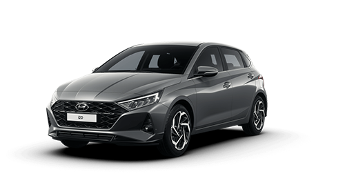 Hyundai I20 - Available In Aurora Grey