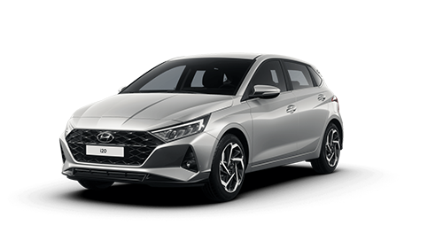 Hyundai I20 - Available In Sleek Silver