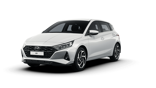 Hyundai I20 - Available In Polar White