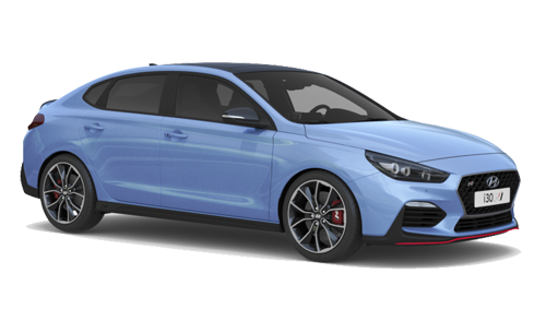 Hyundai I30 Fastback N - Available In Performance Blue
