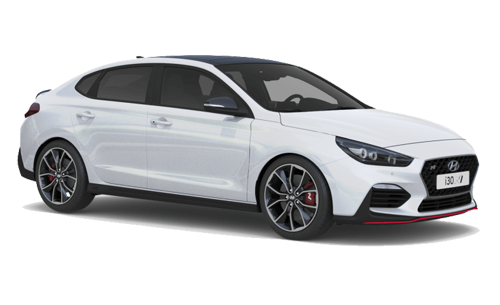 Hyundai I30 Fastback N - Available In Polar White