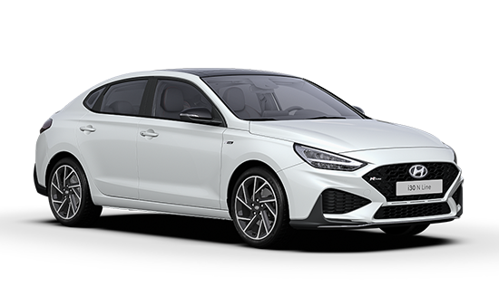 Hyundai I30 Fastback - Available In Polar White