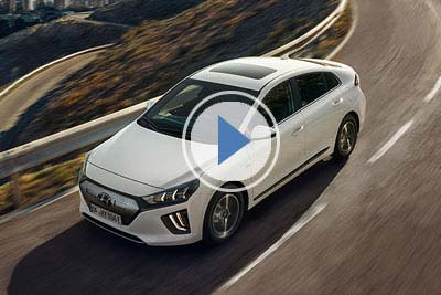 Hyundai Ioniq Electric - Overview