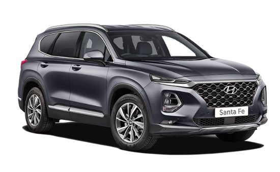 Hyundai Santa Fe - Available In Magnetic Force