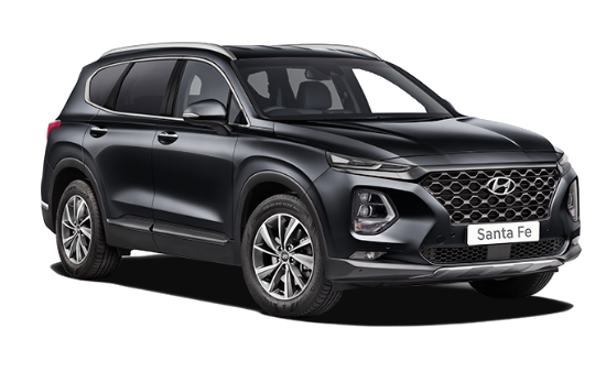 Hyundai Santa Fe - Available In Phantom Black